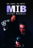 Men In Black - Hungarian Movie Poster (xs thumbnail)