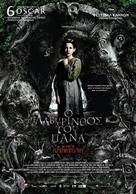El laberinto del fauno - Greek Movie Poster (xs thumbnail)