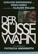 Dites-lui que je l'aime - German Movie Poster (xs thumbnail)