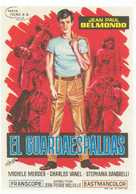 L'aîné des Ferchaux - Spanish Movie Poster (xs thumbnail)
