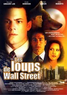 Wolves of Wall Street - French Movie Poster (xs thumbnail)