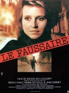 Fälschung, Die - French Movie Poster (xs thumbnail)