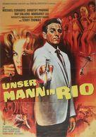 Se tutte le donne del mondo - German Movie Poster (xs thumbnail)