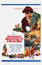 Hemingway's Adventures of a Young Man - Movie Poster (xs thumbnail)