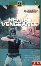 Heated Vengeance - VHS movie cover (xs thumbnail)
