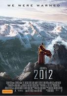2012 - Australian Movie Poster (xs thumbnail)