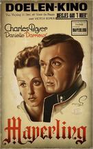 Mayerling - Dutch Movie Poster (xs thumbnail)