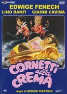 Cornetti alla crema - Italian DVD cover (xs thumbnail)