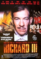 Richard III - Swedish Movie Poster (xs thumbnail)