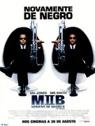 Men in Black II - Portuguese Movie Poster (xs thumbnail)