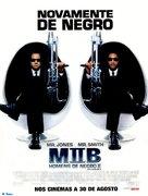 Men In Black II - Portuguese Movie Poster (xs thumbnail)