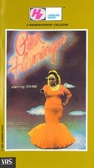 Pink Flamingos - VHS cover (xs thumbnail)