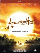 Apocalypse Now - French Blu-Ray movie cover (xs thumbnail)