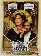 Burning Secret - Movie Poster (xs thumbnail)