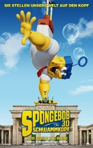 The SpongeBob Movie: Sponge Out of Water - German Movie Poster (xs thumbnail)