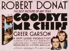 Goodbye, Mr. Chips - Theatrical movie poster (xs thumbnail)