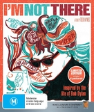 I'm Not There - Australian Blu-Ray movie cover (xs thumbnail)
