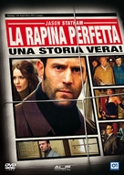 The Bank Job - Italian DVD movie cover (xs thumbnail)