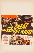 The Great Missouri Raid - Movie Poster (xs thumbnail)