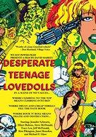 Desperate Teenage Lovedolls - Movie Poster (xs thumbnail)