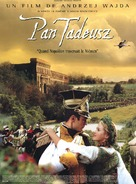 Pan Tadeusz - French poster (xs thumbnail)