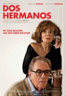 Dos hermanos - Spanish Movie Poster (xs thumbnail)