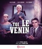 Toi... le venin - French Blu-Ray cover (xs thumbnail)