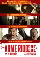 Arme Riddere - Norwegian DVD cover (xs thumbnail)