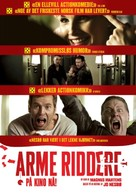 Arme Riddere - Norwegian DVD movie cover (xs thumbnail)
