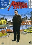 American Splendor - German Movie Cover (xs thumbnail)