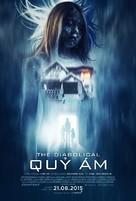 The Diabolical - Vietnamese Movie Poster (xs thumbnail)