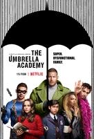 """The Umbrella Academy"" - British Movie Poster (xs thumbnail)"