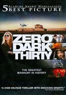 Zero Dark Thirty - DVD movie cover (xs thumbnail)