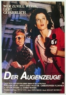 Eyewitness - German Movie Poster (xs thumbnail)