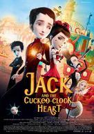 Jack et la mécanique du coeur - Lebanese Movie Poster (xs thumbnail)