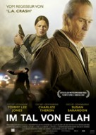 In the Valley of Elah - German Movie Poster (xs thumbnail)