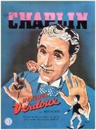 Monsieur Verdoux - Danish Movie Poster (xs thumbnail)