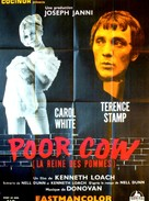 Poor Cow - French Movie Poster (xs thumbnail)