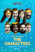 """The Characters"" - Movie Poster (xs thumbnail)"