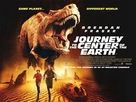 Journey to the Center of the Earth - British Movie Poster (xs thumbnail)
