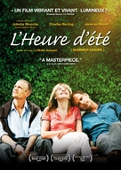 L'heure d'été - Canadian DVD cover (xs thumbnail)