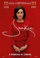 Jackie - Italian Movie Poster (xs thumbnail)