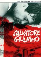 Salvatore Giuliano - DVD cover (xs thumbnail)