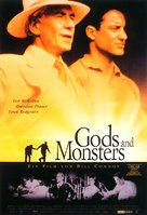 Gods and Monsters - German Movie Poster (xs thumbnail)