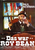 The Life and Times of Judge Roy Bean - German Movie Poster (xs thumbnail)