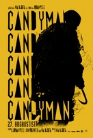 Candyman - Estonian Movie Poster (xs thumbnail)