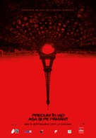 As Above, So Below - Romanian Movie Poster (xs thumbnail)