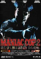 Maniac Cop 2 - Spanish Movie Poster (xs thumbnail)