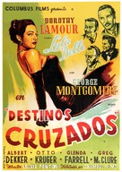 Lulu Belle - Spanish Movie Poster (xs thumbnail)