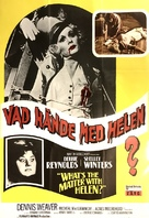 What's the Matter with Helen? - Swedish Movie Poster (xs thumbnail)